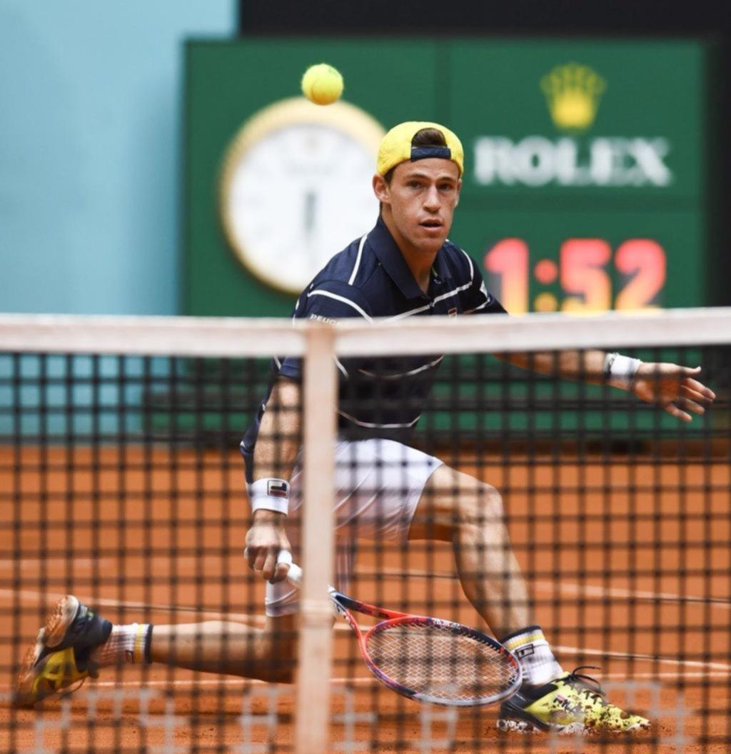 Rafael Nadal fue eliminado en el Open de Madrid