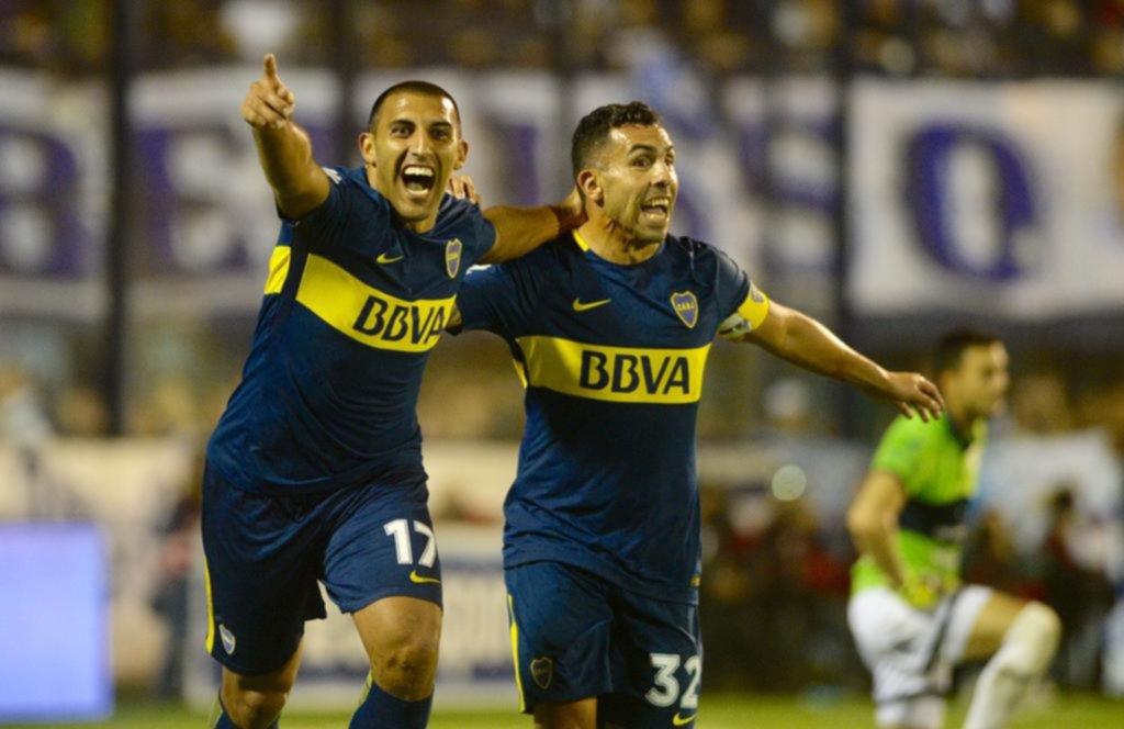 Boca Juniors empata con Gimnasia y es Bicampeón de Argentina
