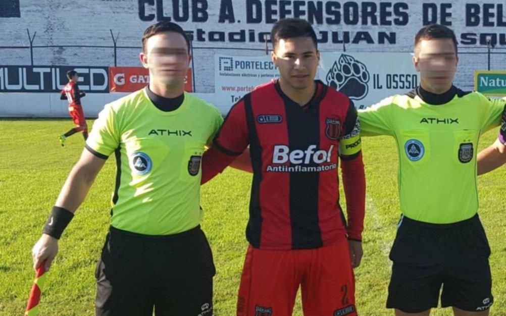 Futbolista es detenido por violar y asesinar a su hijastro