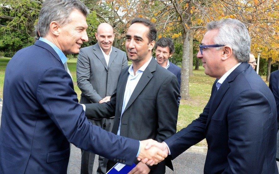 """Reclamo a Macri para que """"cumpla con el compromiso"""" de la realización de obras"""