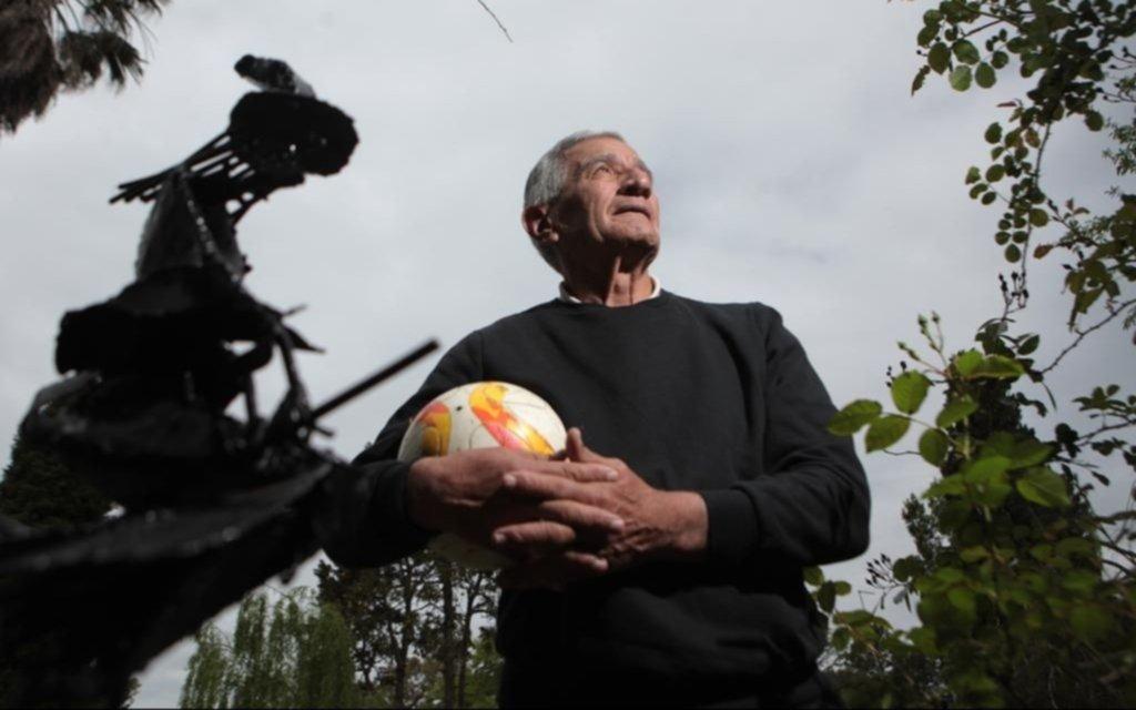 """""""Si no hubiese sido por el fútbol vaya a saber qué hubiera sido de mi vida"""""""