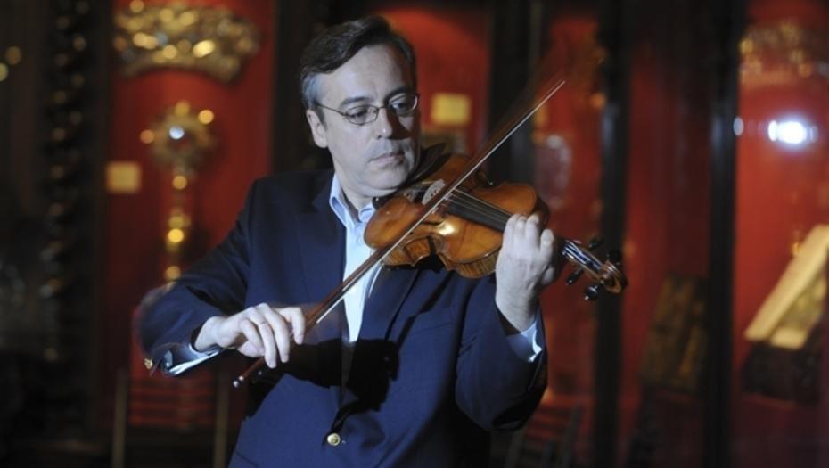 Concierto en el Argentino: Vivaldi y Mendelssohn en el violín de Pablo Saraví