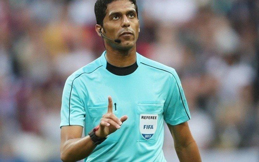 Suspenden de por vida a árbitro mundialista