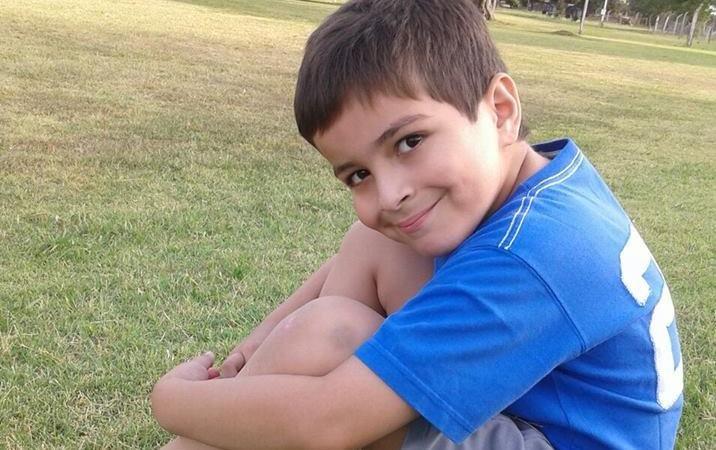 La Ciudad llora a Manu, el nene que le dio batalla a la leucemia y movilizó a todos