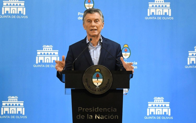 Macri se reúne con la mesa chica y sigue la ronda con gobernadores