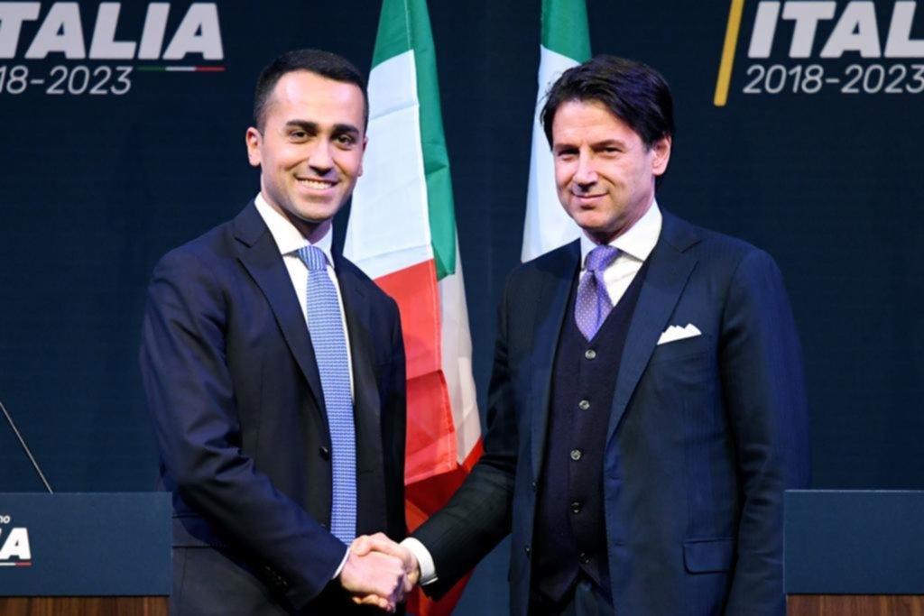 """El curriculum """"inflado"""" del candidato a premier italiano atrasa la formación de gobierno"""