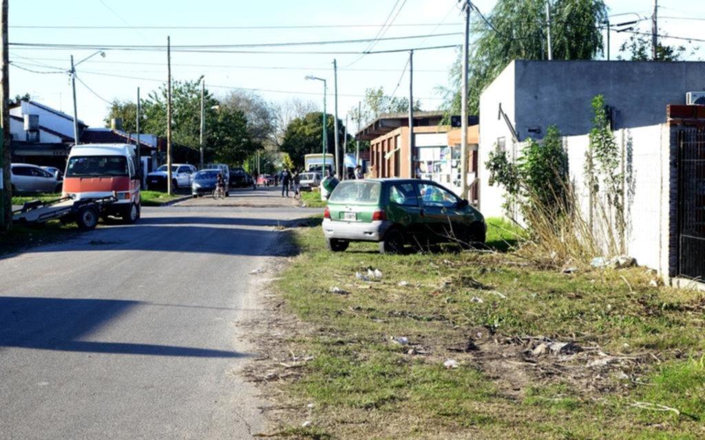 Un adolescente asaltó a una mujer y casi lo linchan los vecinos en Altos de San Lorenzo