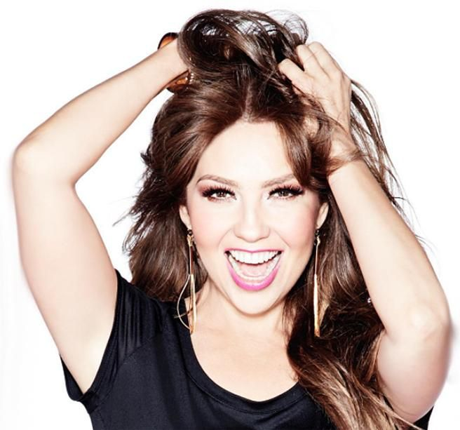 Lanza Thalía nueva canción en reguetón para anunciar disco