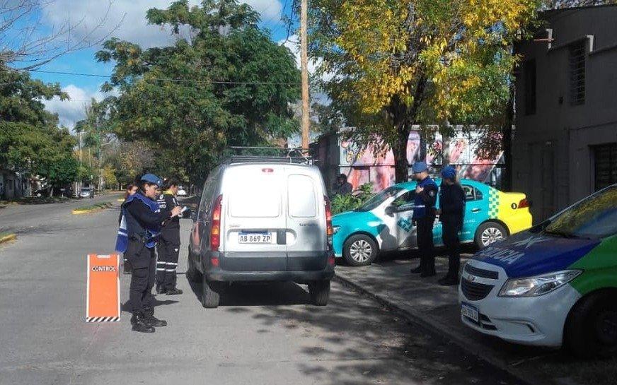 Tránsito: intensifican controles y secuestran autos y motos por diversas infracciones