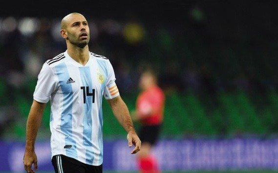 Mascherano vuelve a la Selección Argentina - Deportes