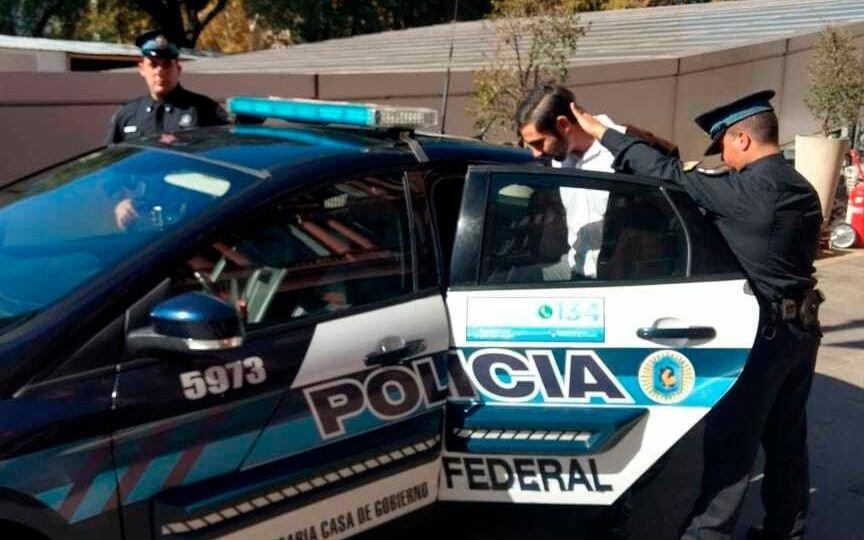 """El hombre detenido en Casa Rosada dijo que """"solo buscaba que atendieran sus reclamos"""""""