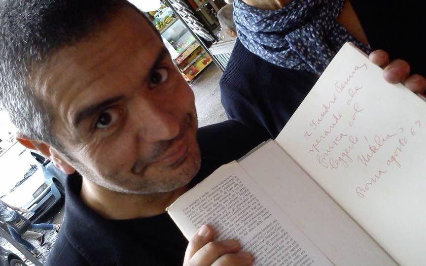 Murió el escritor argentino Leopoldo Brizuela a los 55 años
