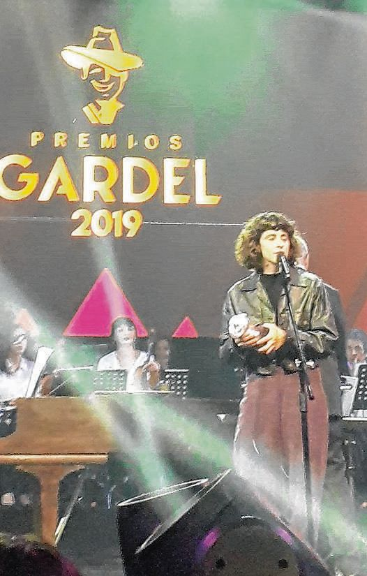 Premios Gardel: las mujeres levantaron la voz y fueron las grandes protagonistas de la velada