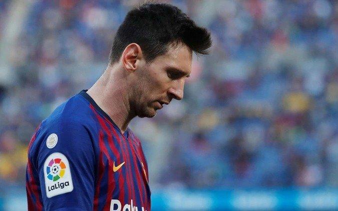 Los motivos reales del fastidio de Lionel Messi en el Barcelona