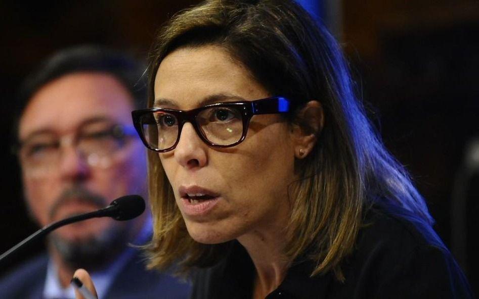 """Laura Alonso calificó de """"vergüenza"""" la decisión de la Corte"""
