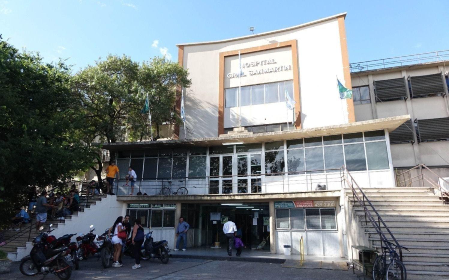 Sigue el problema con los tomógrafos: ahora no funciona en el hospital San Martín