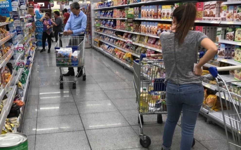 La inflación de abril fue del 3,4 por ciento, según el Indec
