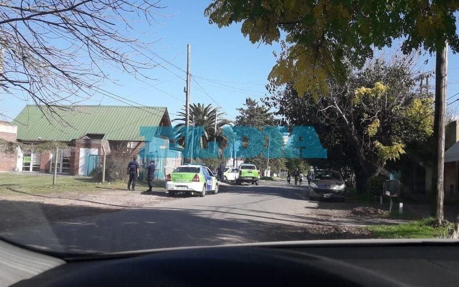 """Volvieron los """"tira piedras"""" al San José Obrero y hay preocupación"""