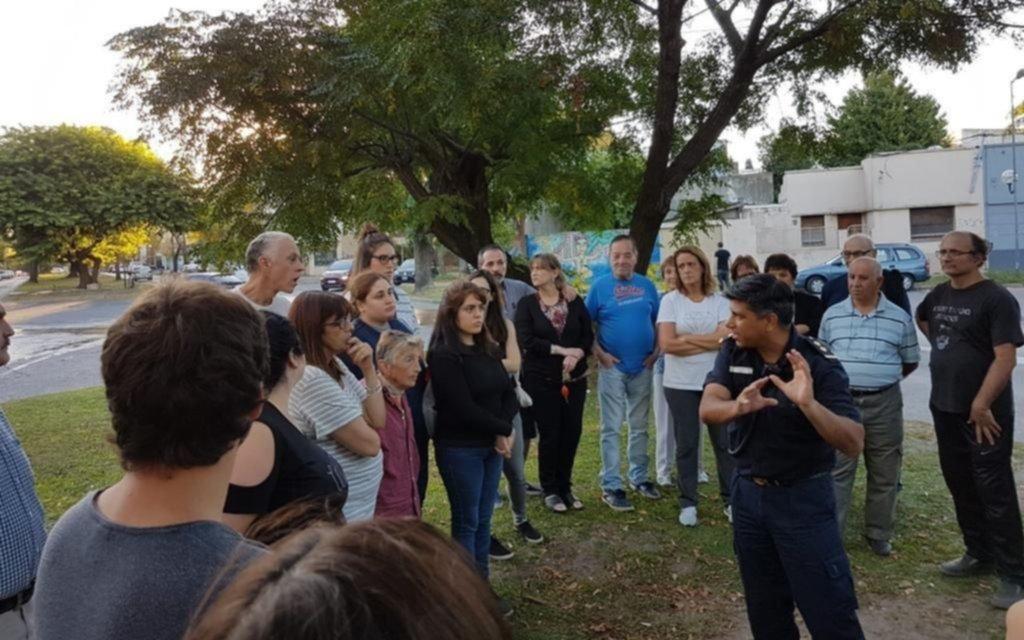 Hartos de la inseguridad, en El Mondongo  convocaron a una nueva asamblea