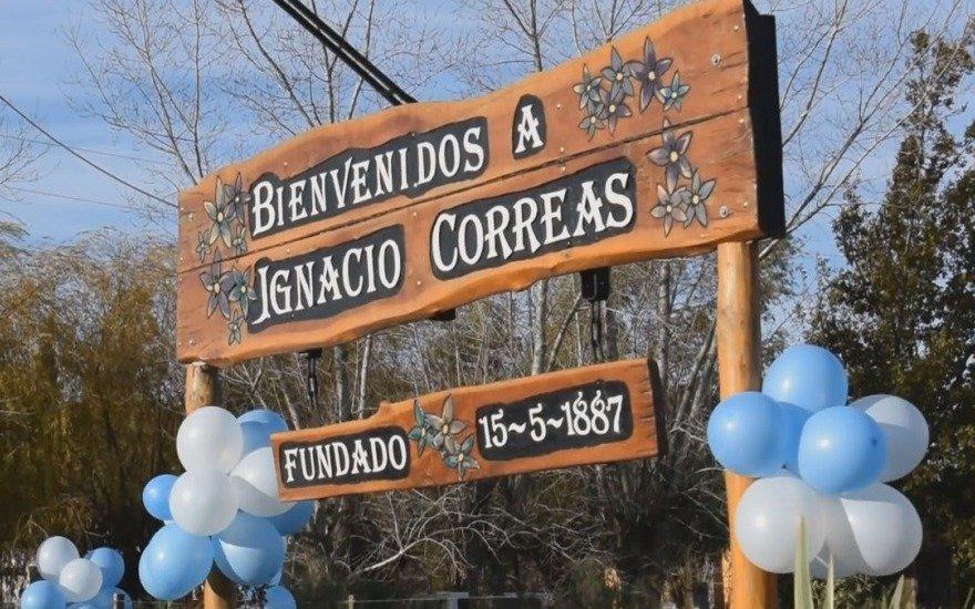Ignacio Correas celebrará su 132° aniversario este sábado con gran agenda
