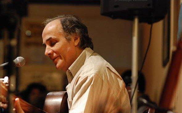 Falleció a los 71 años el guitarrista y compositor Agustín Pereyra Lucena