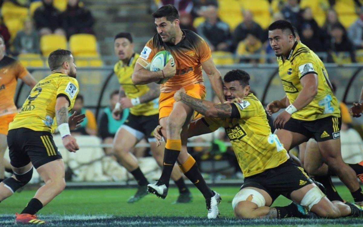 Histórico triunfo de Jaguares en Nueva Zelanda