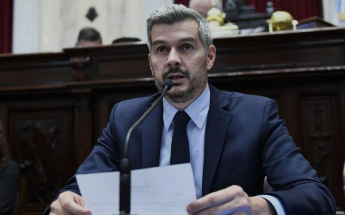 """Peña: """"A un presidente no se lo puede someter a una interna"""""""