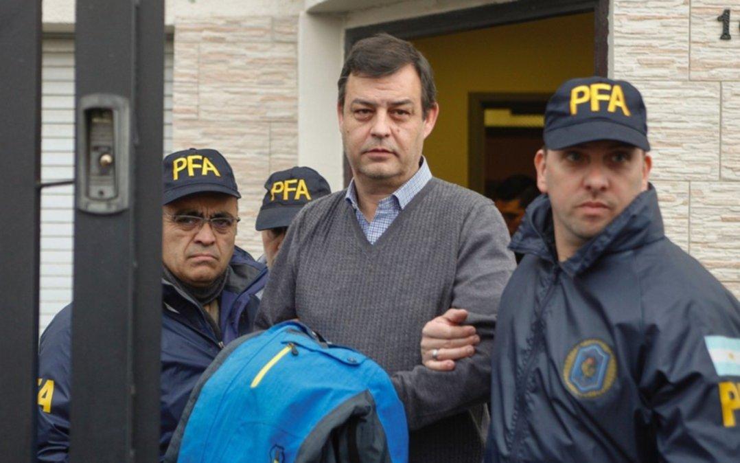 Caso Los Sauces: Liberan a Manzanares, el ex contador de los Kirchner