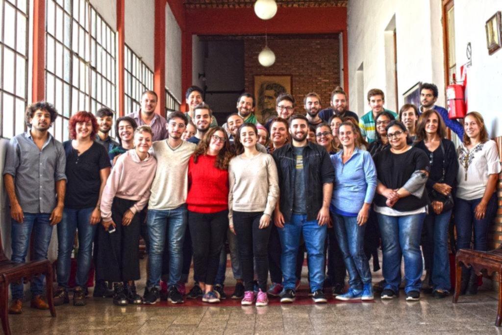 Tous Ensemble: la juventud celebrada con el Premio Konex