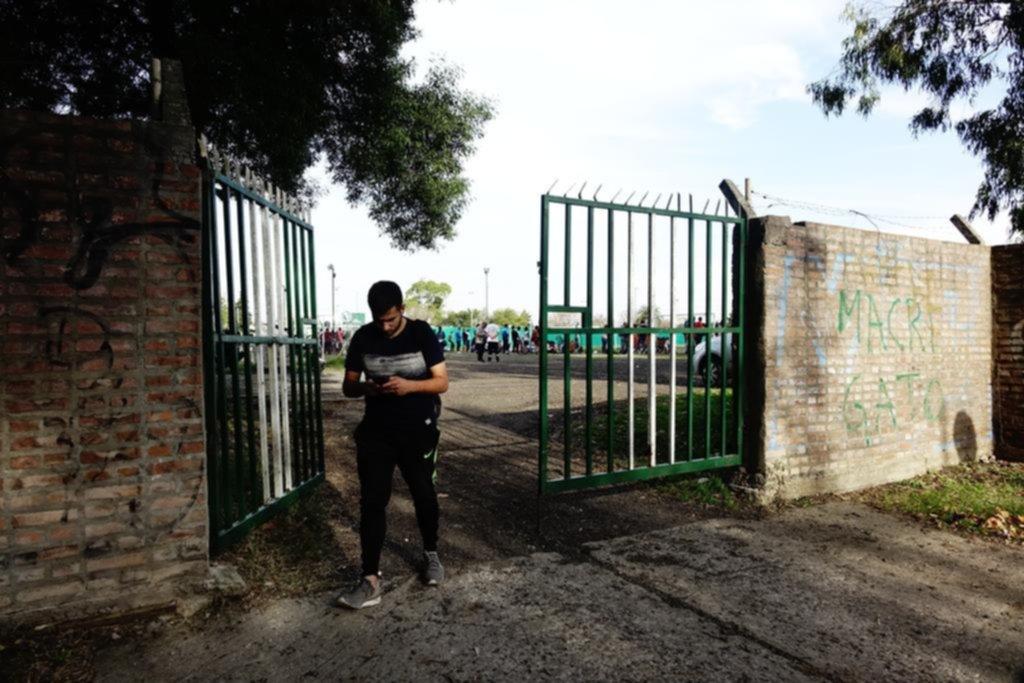Otra vez, la inseguridad se ensañó con un club del fútbol amateur de la Ciudad