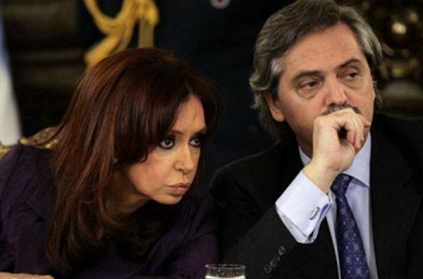 Cristina sorprendió con la candidatura de Alberto Fernández