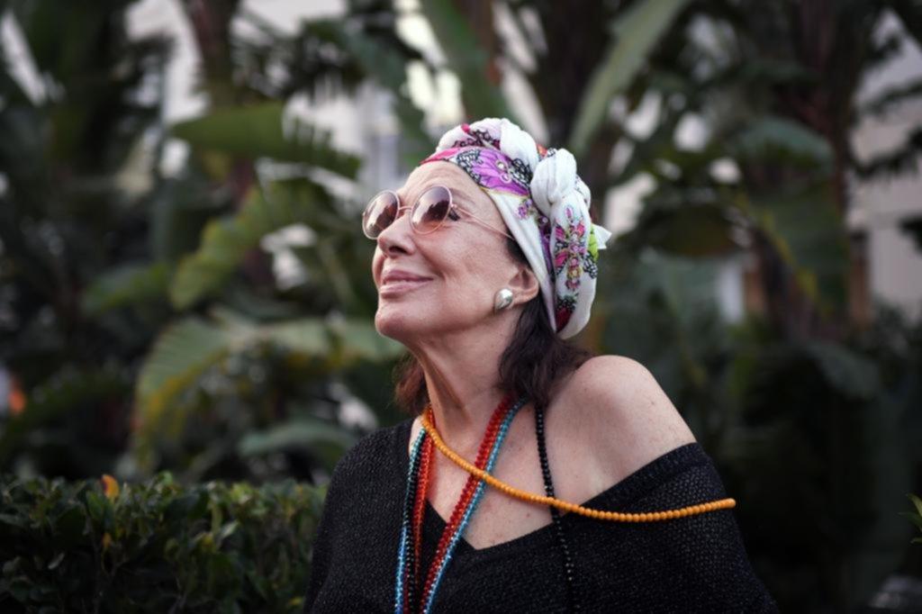 Graciela Borges: llegó al cine como una diva ingenua y tierna que vive en el pasado