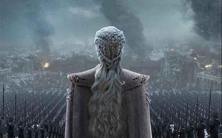 """Termina """"Game of Thrones"""" y llegaron los memes de despedida"""