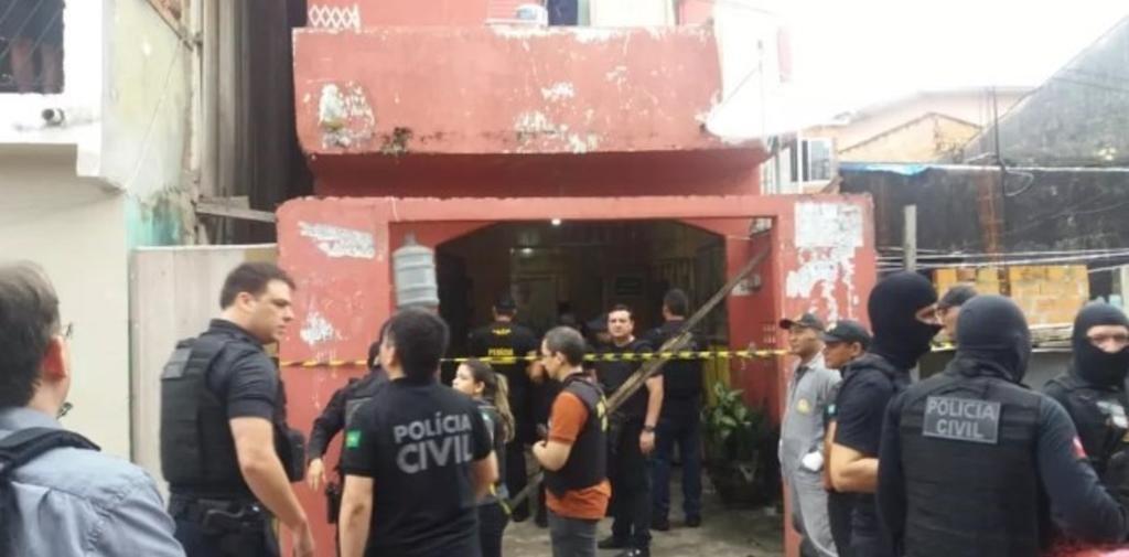 Once muertos a tiros en un bar de Brasil