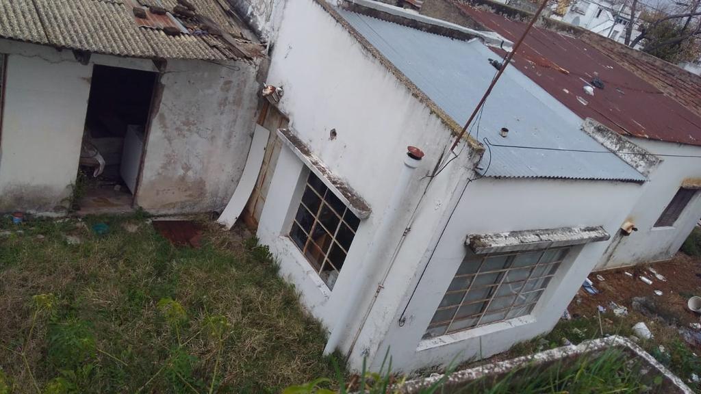 Reclamos por una casa abandonada en La Loma