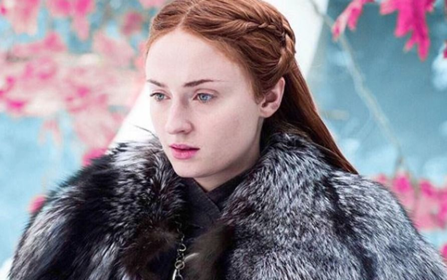 "Así se despidió Sophie Turner de su personaje Sansa Stark de ""Game of Thrones"""
