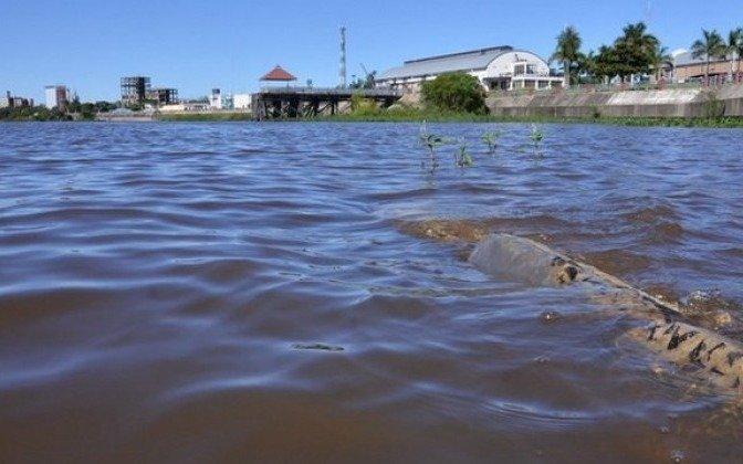 Las lluvias no paran y el Río Paraguay ya superó la línea de evacuación en Formosa