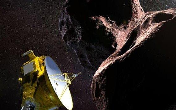 Hallan evidencia de agua y moléculas orgánicas en el asteroide más distante