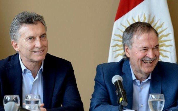 Macri recibirá mañana al gobernador Schiaretti en Casa Rosada