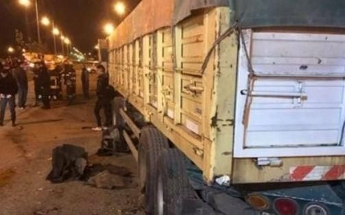 Tragedia en Monte: fiscal confirmó que la Policía disparó contra el auto