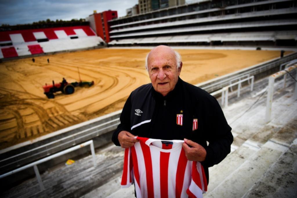 """""""Fue la única Copa que ganamos en La Plata y ante un equipazo"""""""