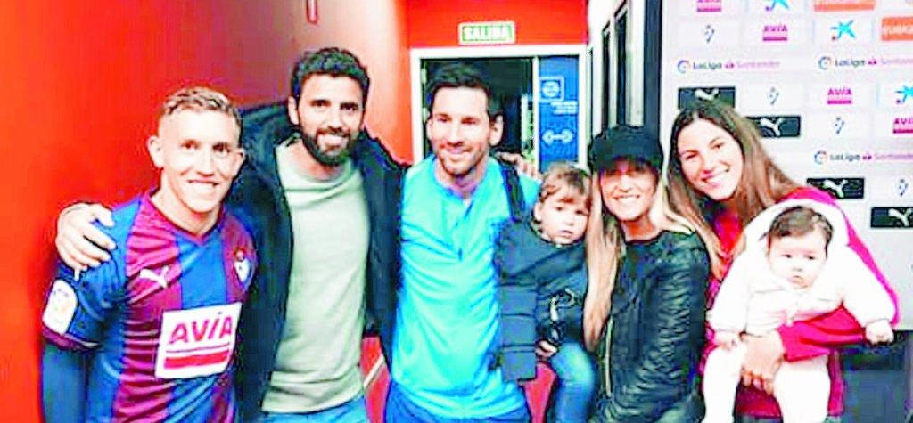 De Blasis, el ex Lobo que dejó en segundo plano el doblete de Messi