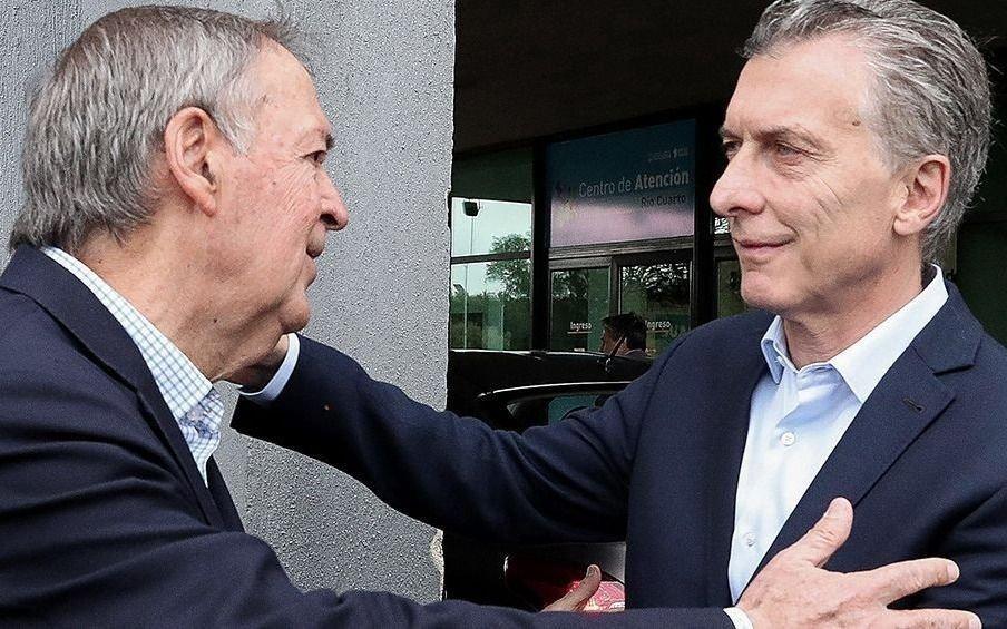 Macri recibe a Schiaretti antes de la reunión del PJ no kirchnerista