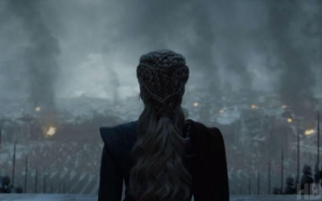 El video que muestra todos los capítulos de Game of Thrones