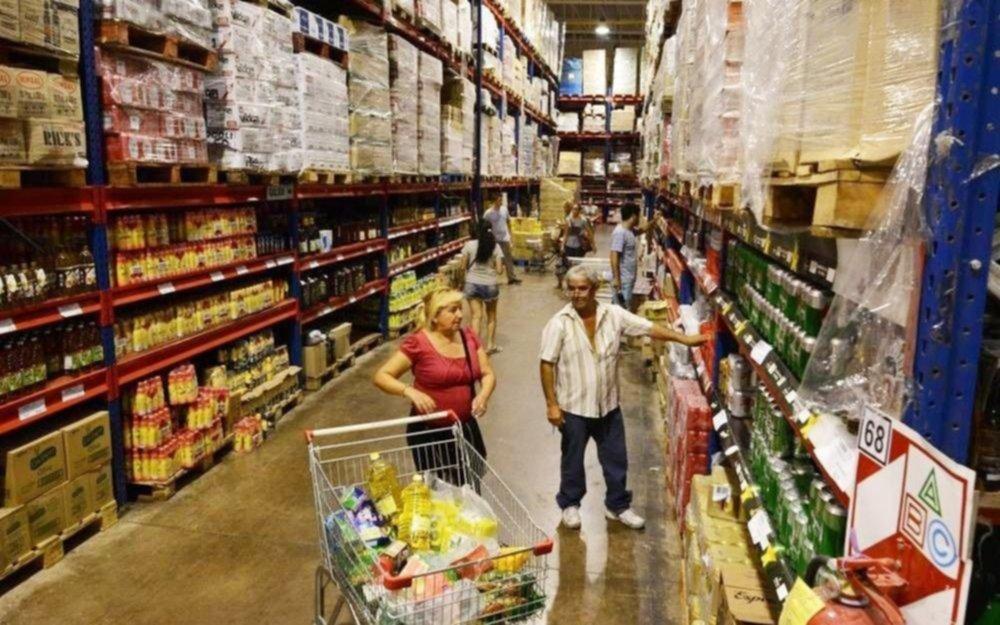 Los precios mayoristas subieron 4,6% durante abril