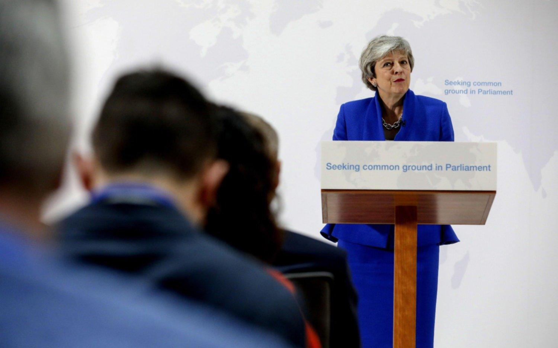 Gran Bretaña se encamina a votar por segunda vez la salida de Unión Europea