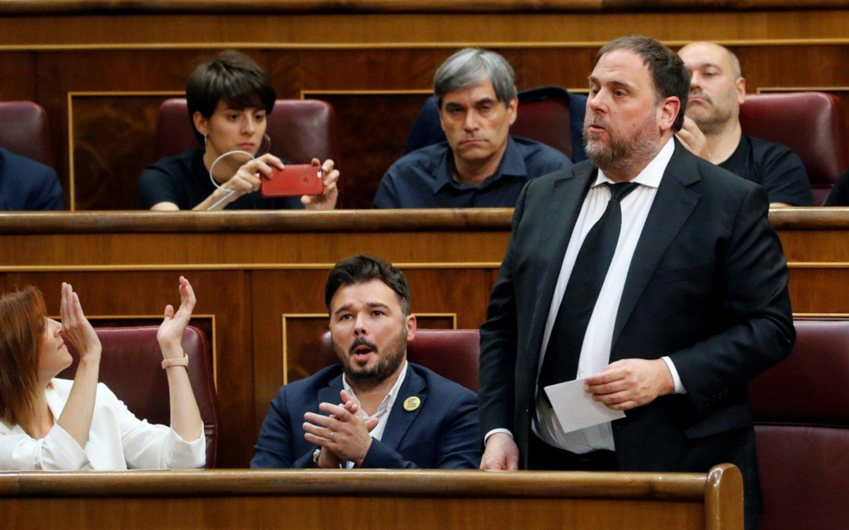 El Parlamento español se inaugura con conflictos y augura una legislatura tensa