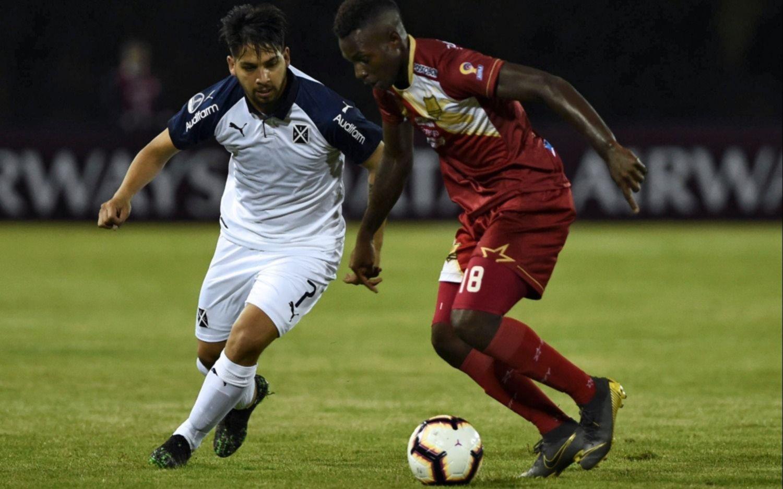 Independiente perdió 3 a 2 en Colombia ante Águilas Doradas