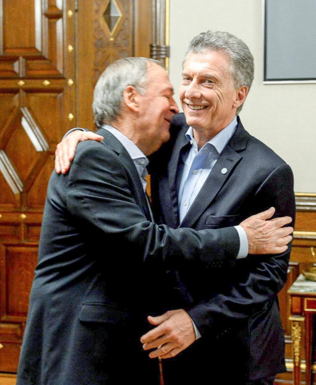 Schiaretti le ratificó a Macri los puntos a tener en cuenta para un acuerdo nacional