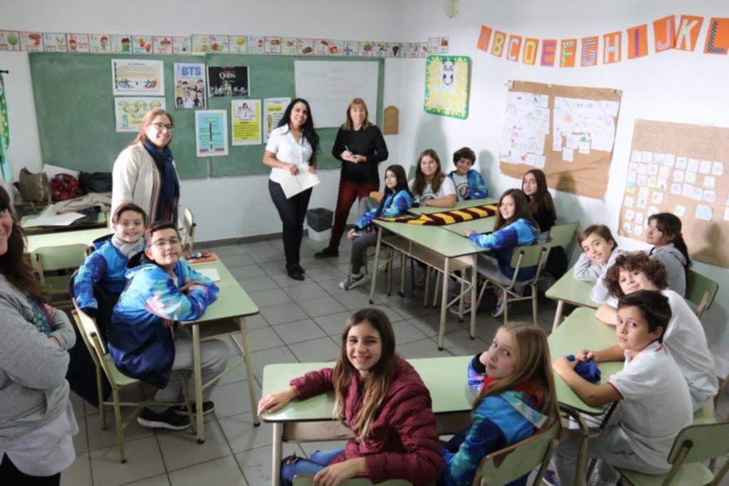 "Un proyecto platense forma a alumnos ""mediadores"" en conflictos escolares"